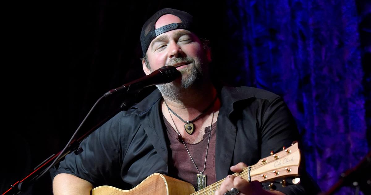 Lee Brice to Miss CMA Awards Due to Covid