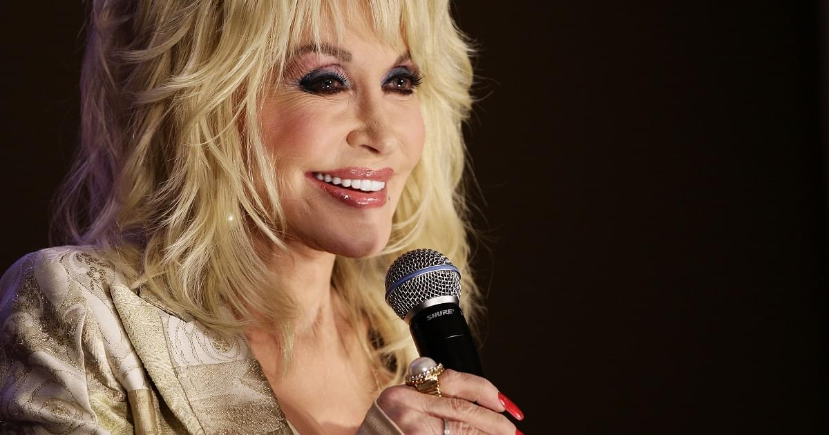 Dolly Parton Gets COVID Vaccine — All is Well in the Universe Now