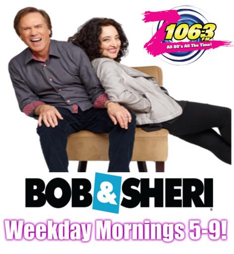 Bob & Sheri!