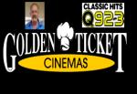 Win Golden Ticket Cinema Movie Tickets!