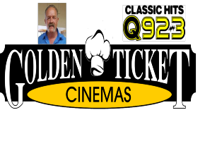 Win Golden Ticket Cinema Movie Tickets with Sam!