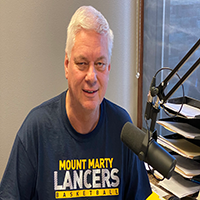 Voice of MMU Athletics, host of the Lancer Locker Show, Assistant News Director