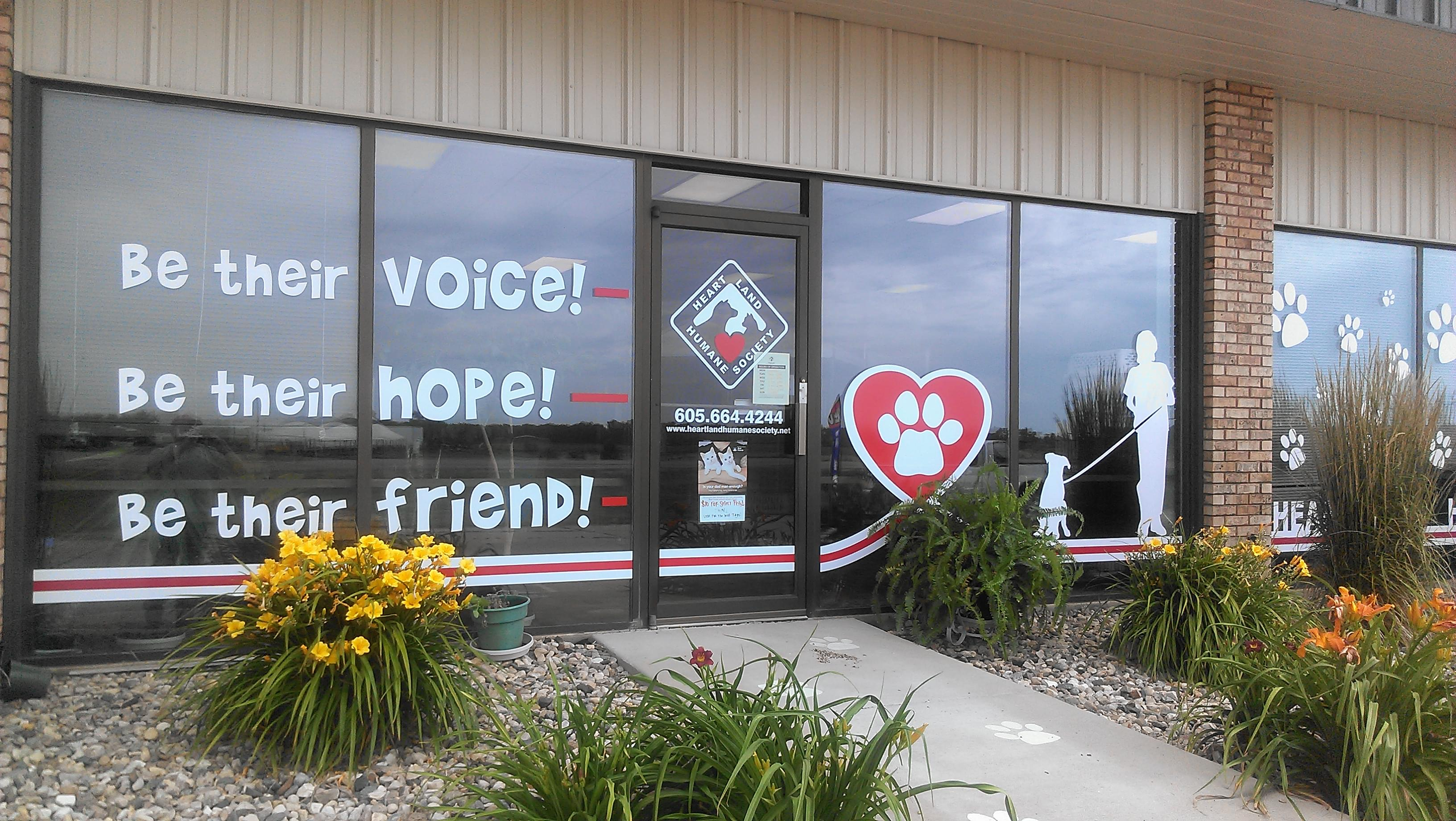 Heartland Humane Society Adoptions