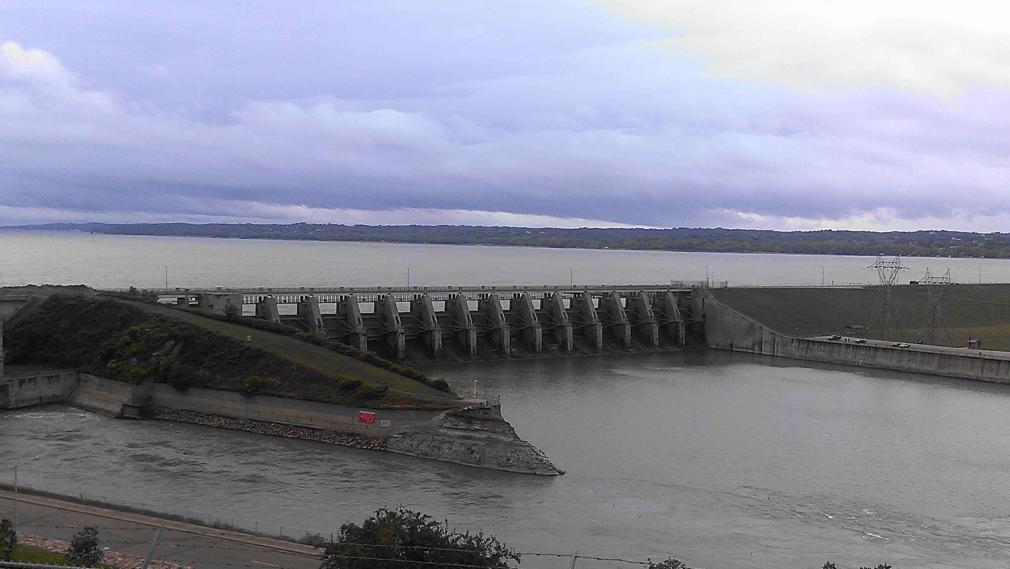 Gavins Point Dam Releases