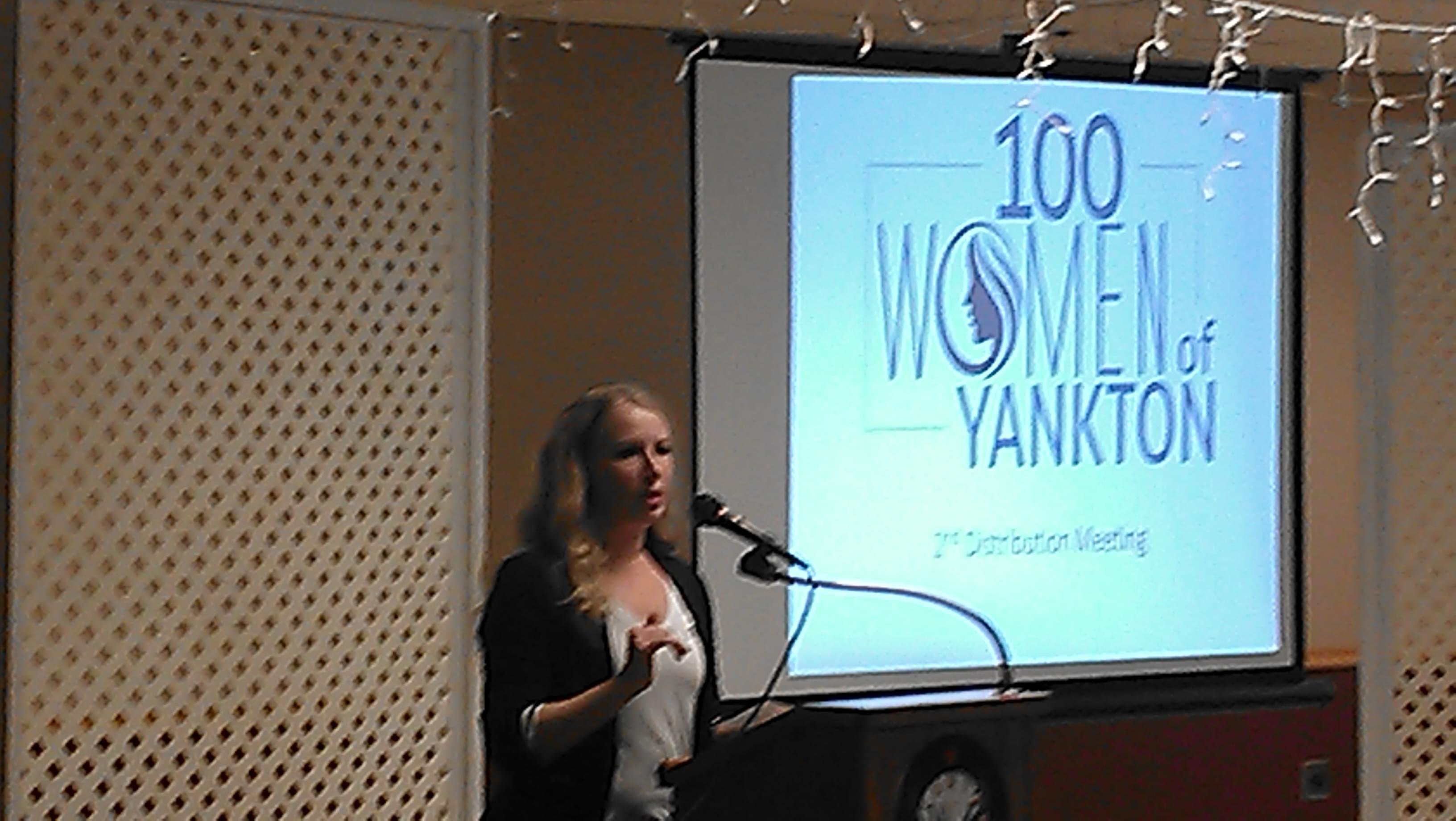 100 Women Of Yankton