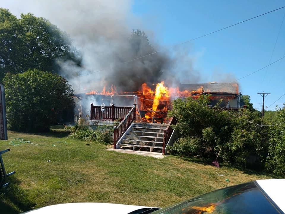Yankton Fire Displaces Four On Tuesday