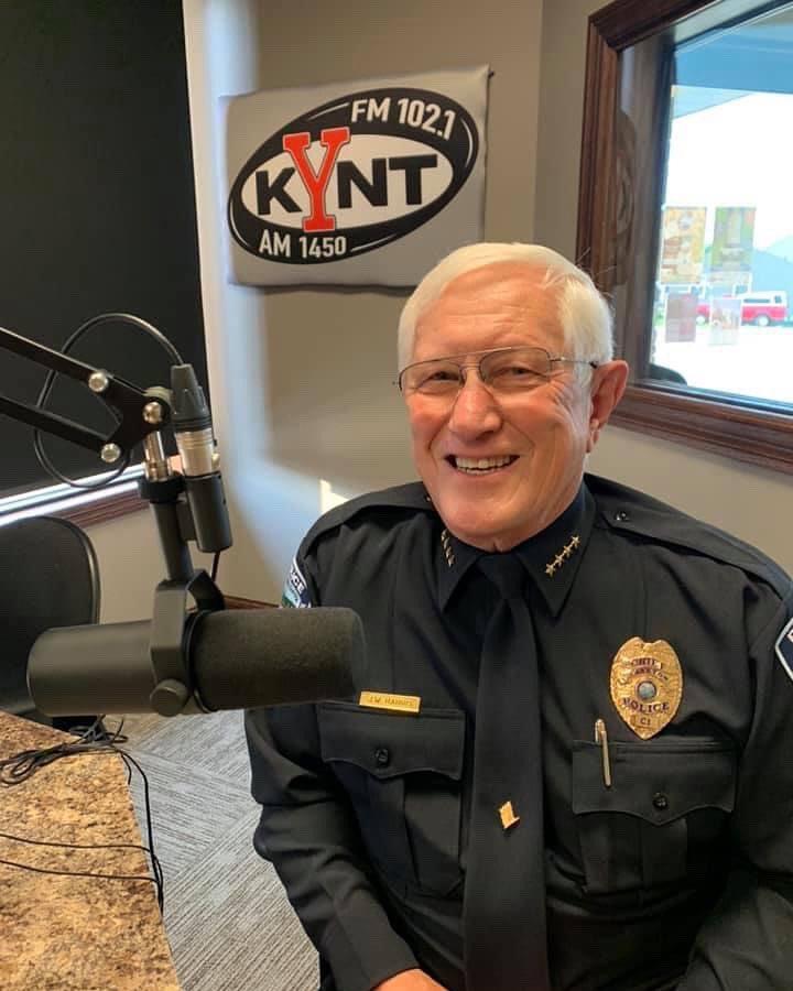 Harris Retires From Yankton Police Department