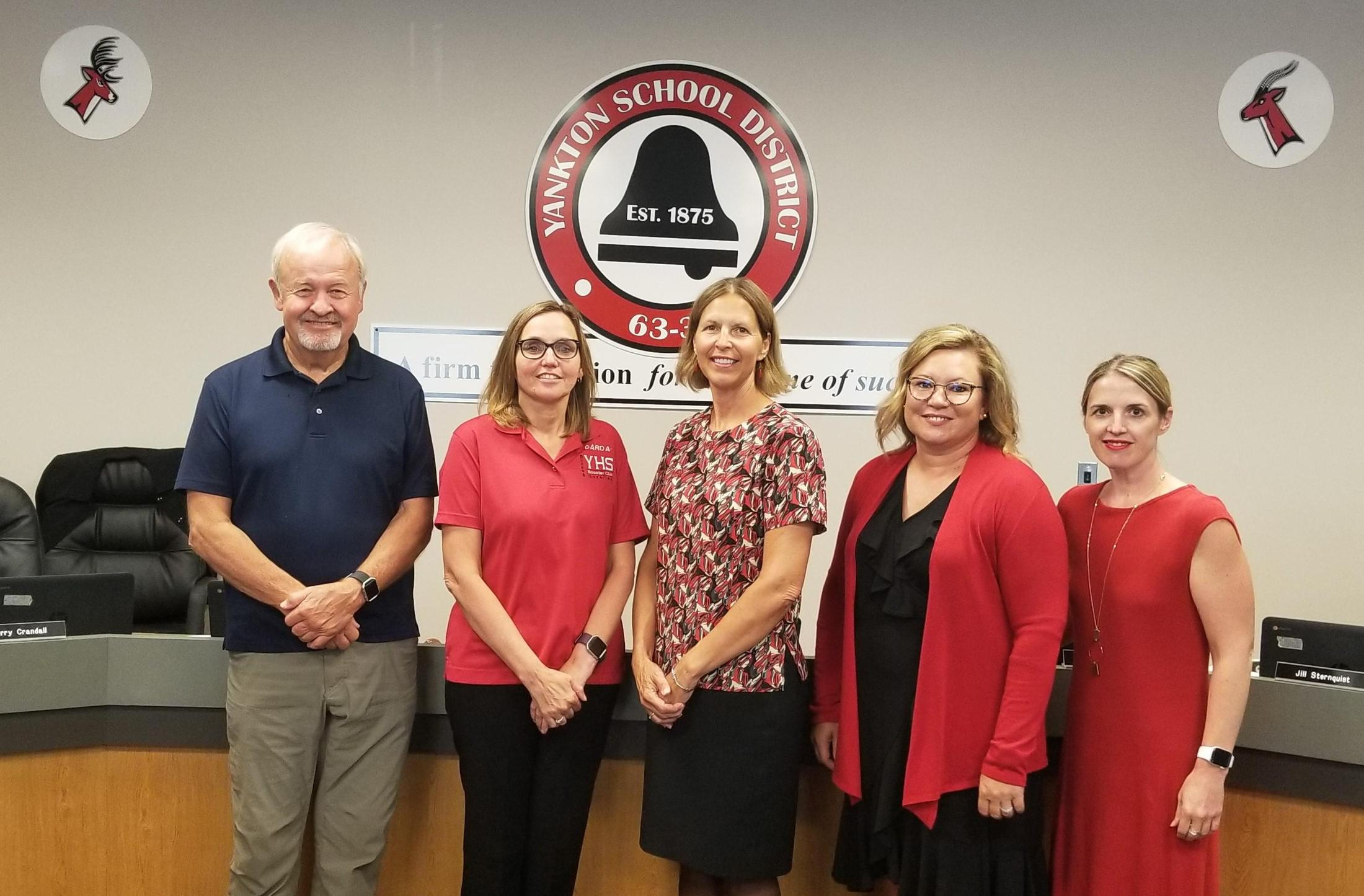 Yankton School District Receives National Recognition