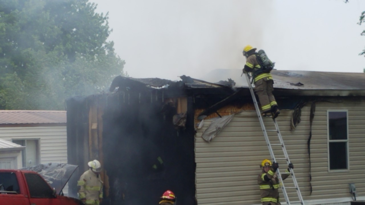 Trailer House Fire Occurs In Yankton Wednesday