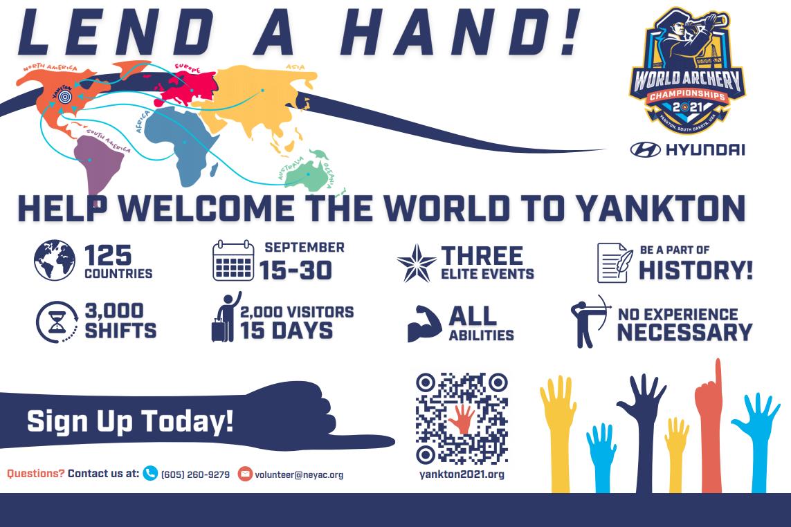 Volunteers Needed To Make History In Yankton