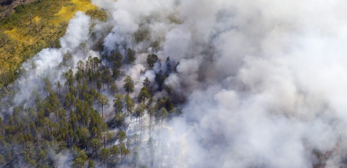 Smoke Causing Air Quality Alert