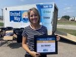 Mooney Named Yankton Volunteer Of The Month