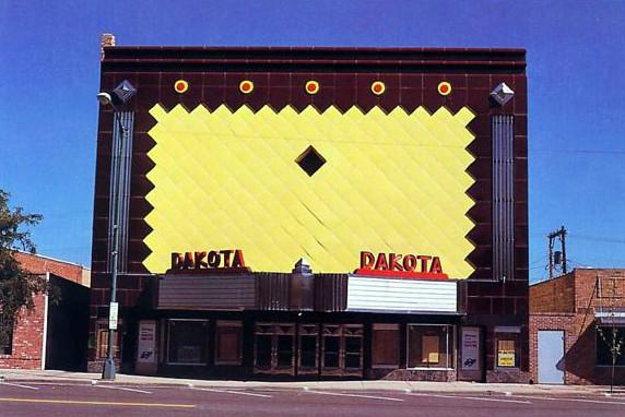 Dakota Theater Raising The Roof