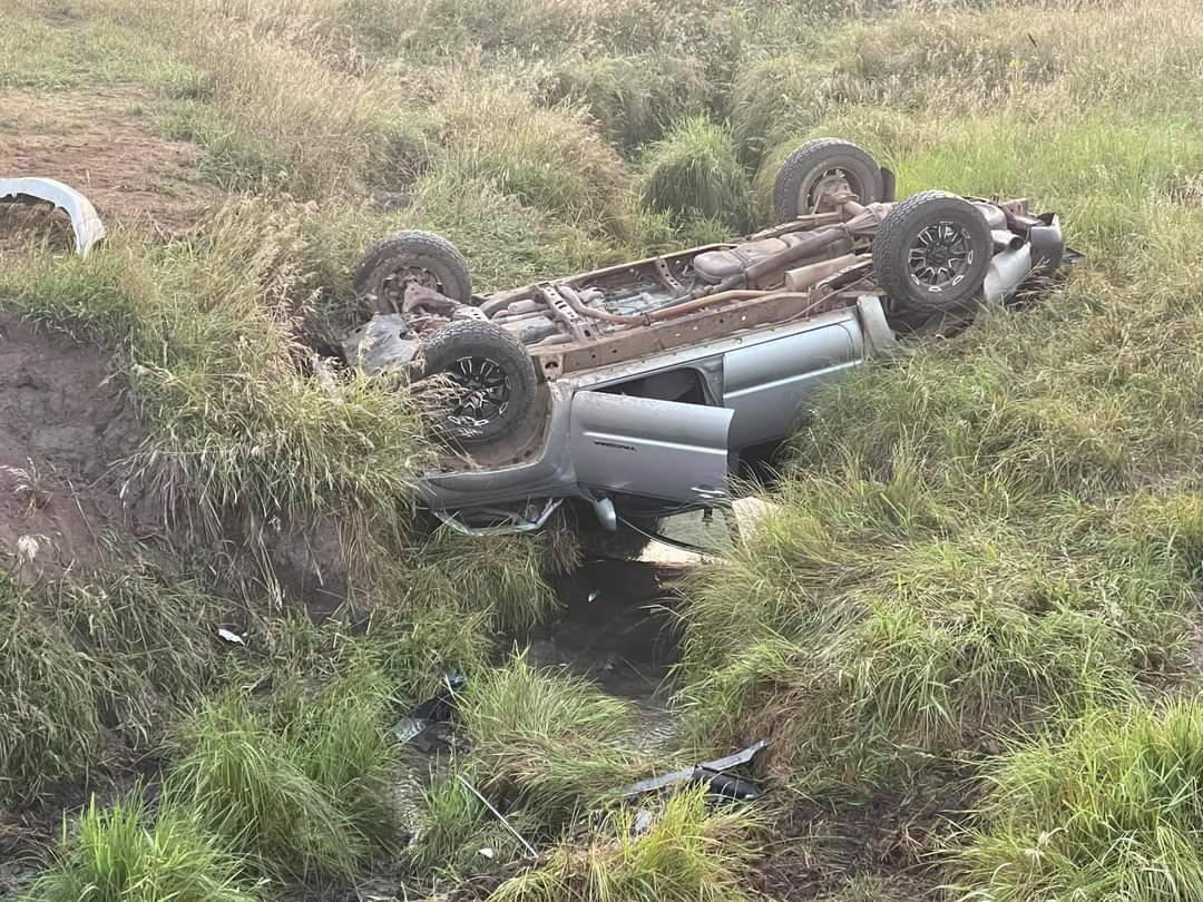 One Vehicle Rollover Near Freeman Lands Driver With A DUI