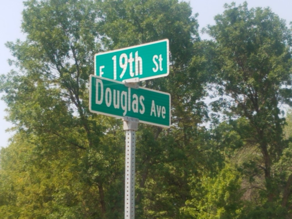 Safety Concerns Arise At 19th And Douglas