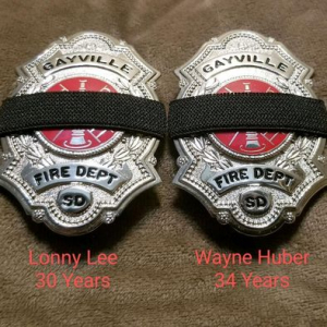 Gayville Fire Department Loses Another Member