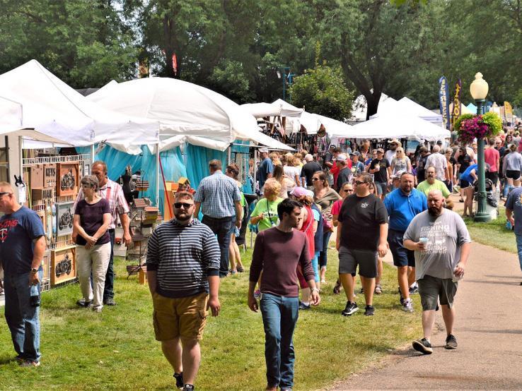 Annual Summer Arts Festival Returns To Yankton