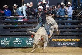 Bull Riding Returns To Yankton