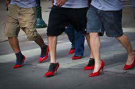 Walk A Mile In Their Shoes Returns Saturday