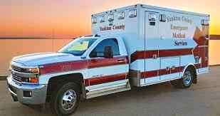 Yankton County Wants More Paramedics