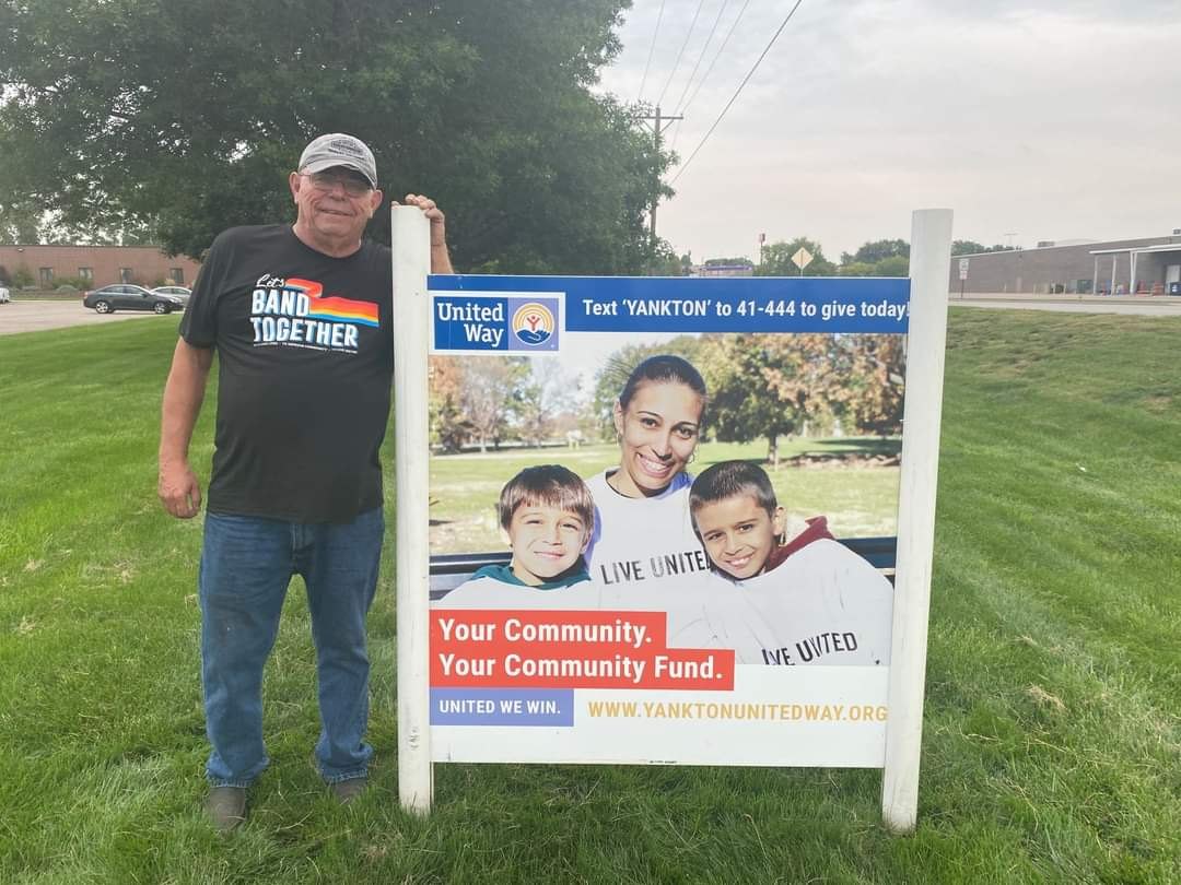 United Way Of Greater Yankton Kicking Off Campaign
