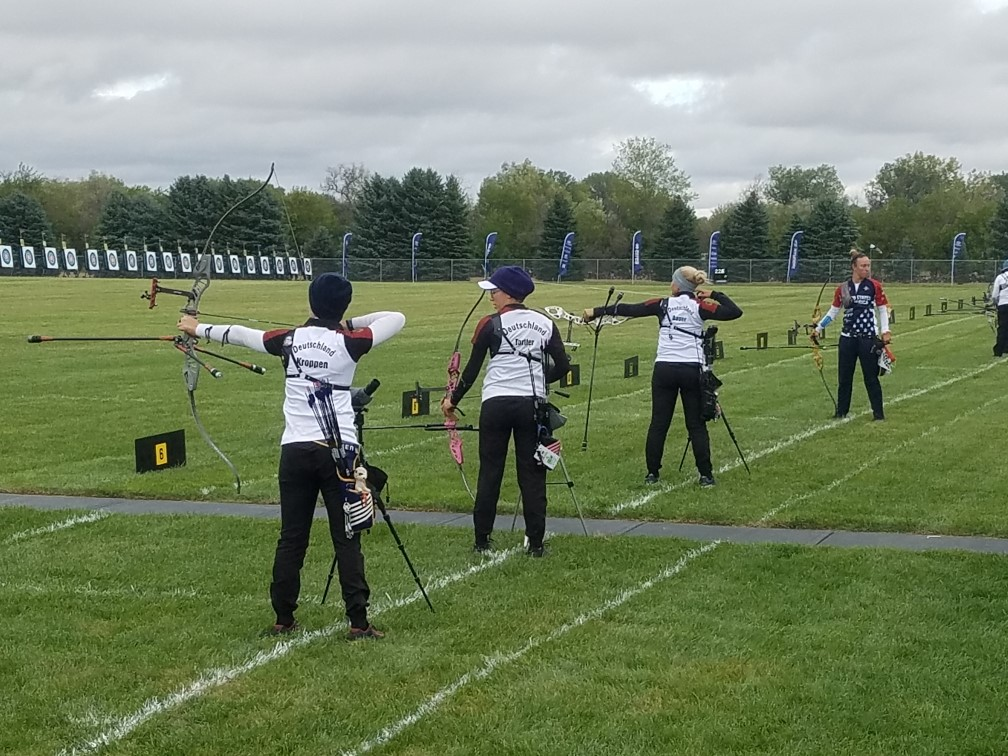 World Archery Starts Today In Yankon