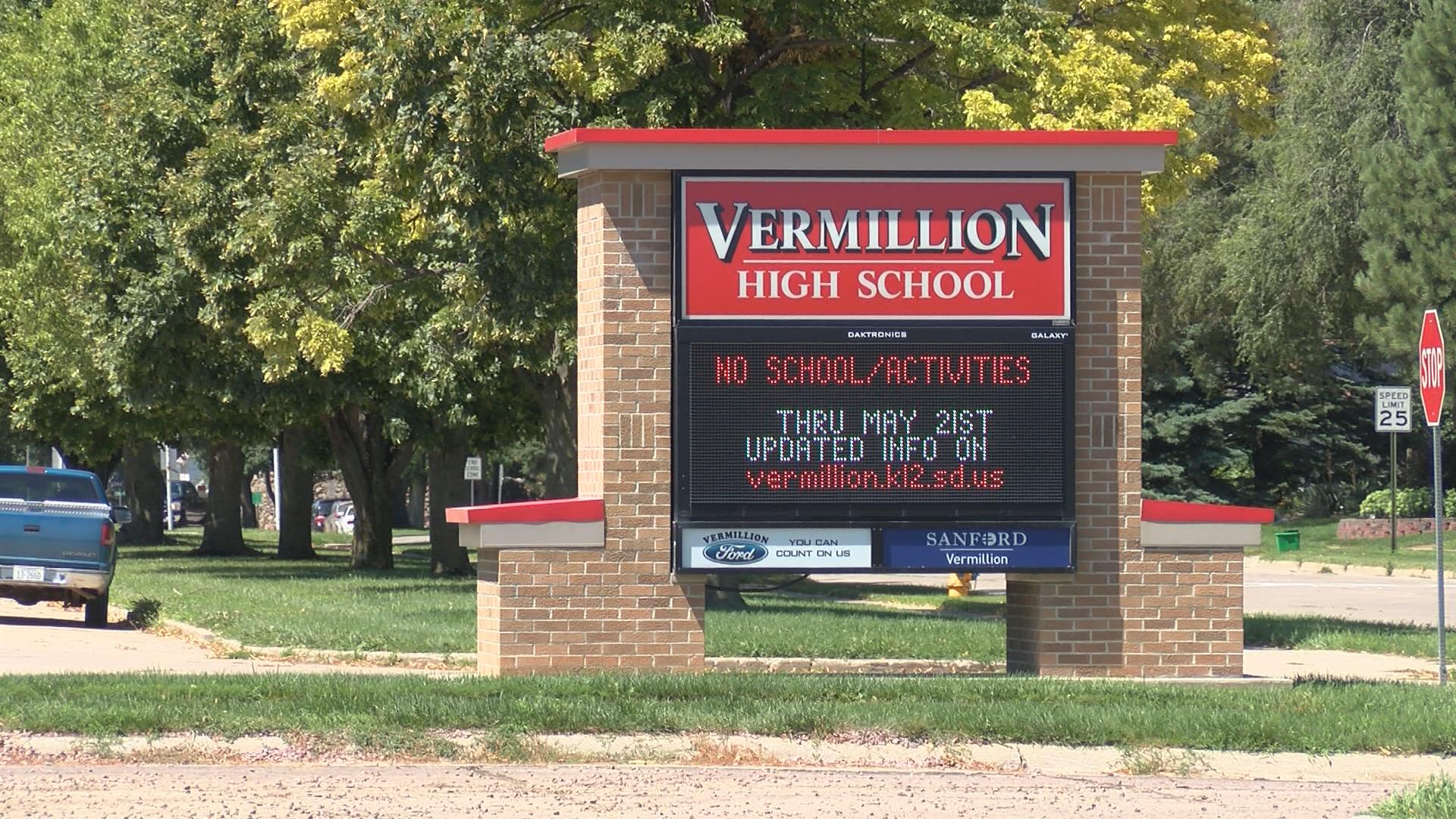Vermillion School Board Set To Change Restroom Gender Policy