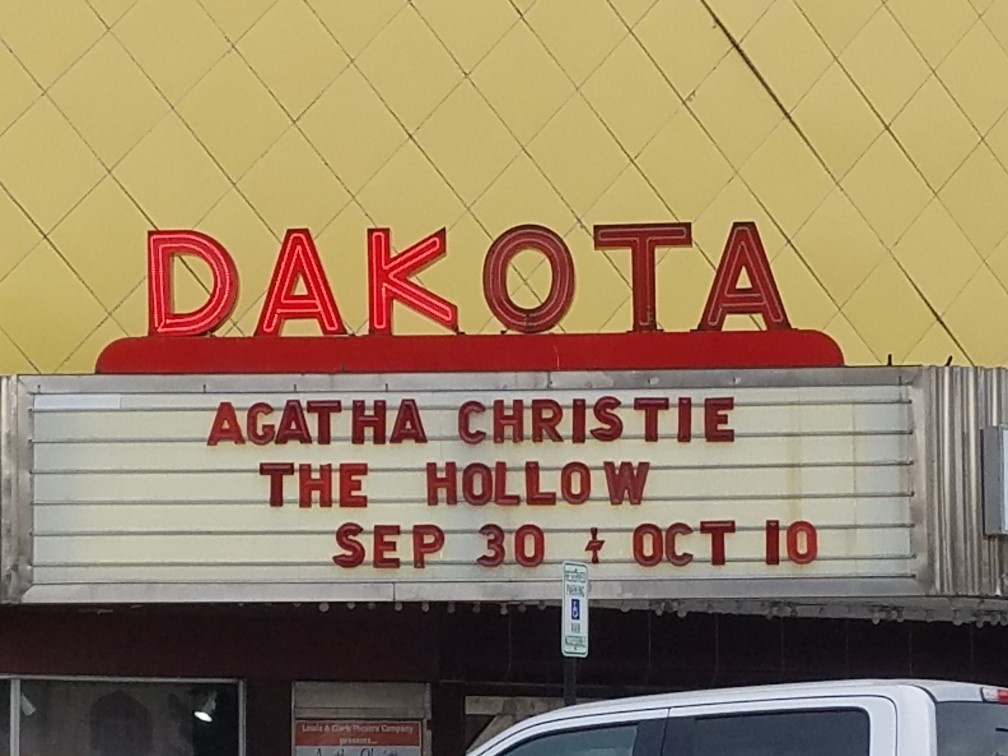 """Lewis and Clark Theater Company Presents """"The Hollow"""""""