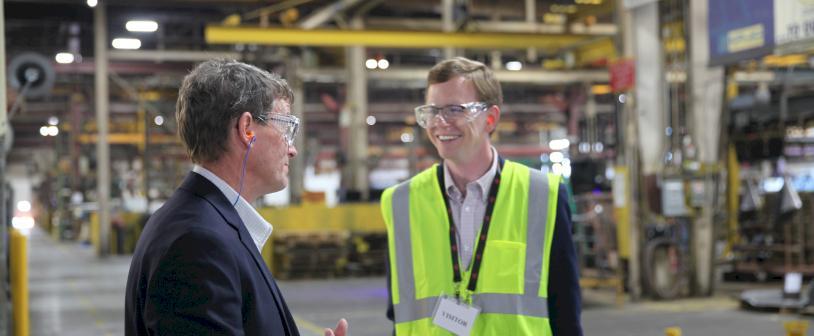 Yankton Celebrates Local Manufacturers