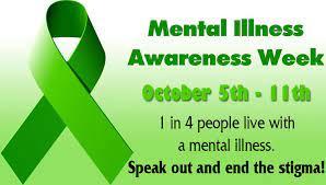 It's Mental Health Awareness Week