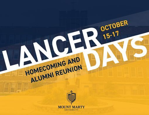 Mount Marty Celebrates Homecoming This Weekend