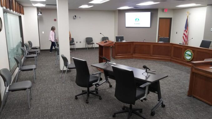 Pierre City Commission To Meet Tonight