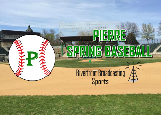 Pierre Baseball Travels to Huron for Weekday Matchup