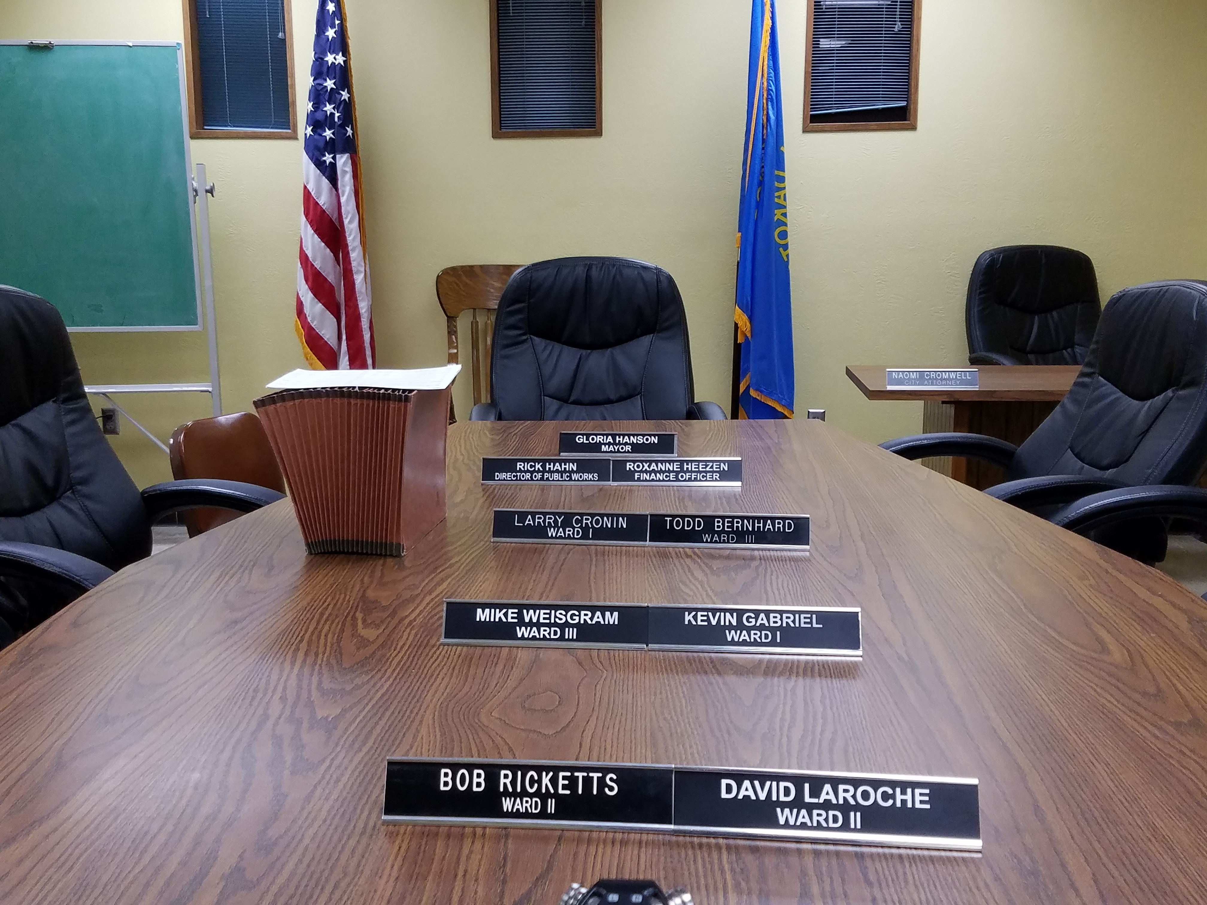 Fort Pierre City Council To Meet Tonight