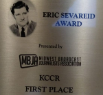 Riverfront Broadcasting Sports Wins Four Sevareid Awards
