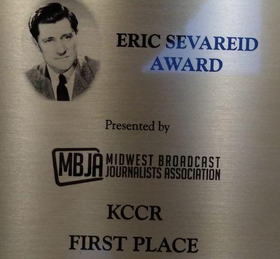 Riverfront Broadcasting Sports Wins Four Sevareid Awards
