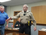 Hughes County Sheriff Darin Johnson To Retire Before July