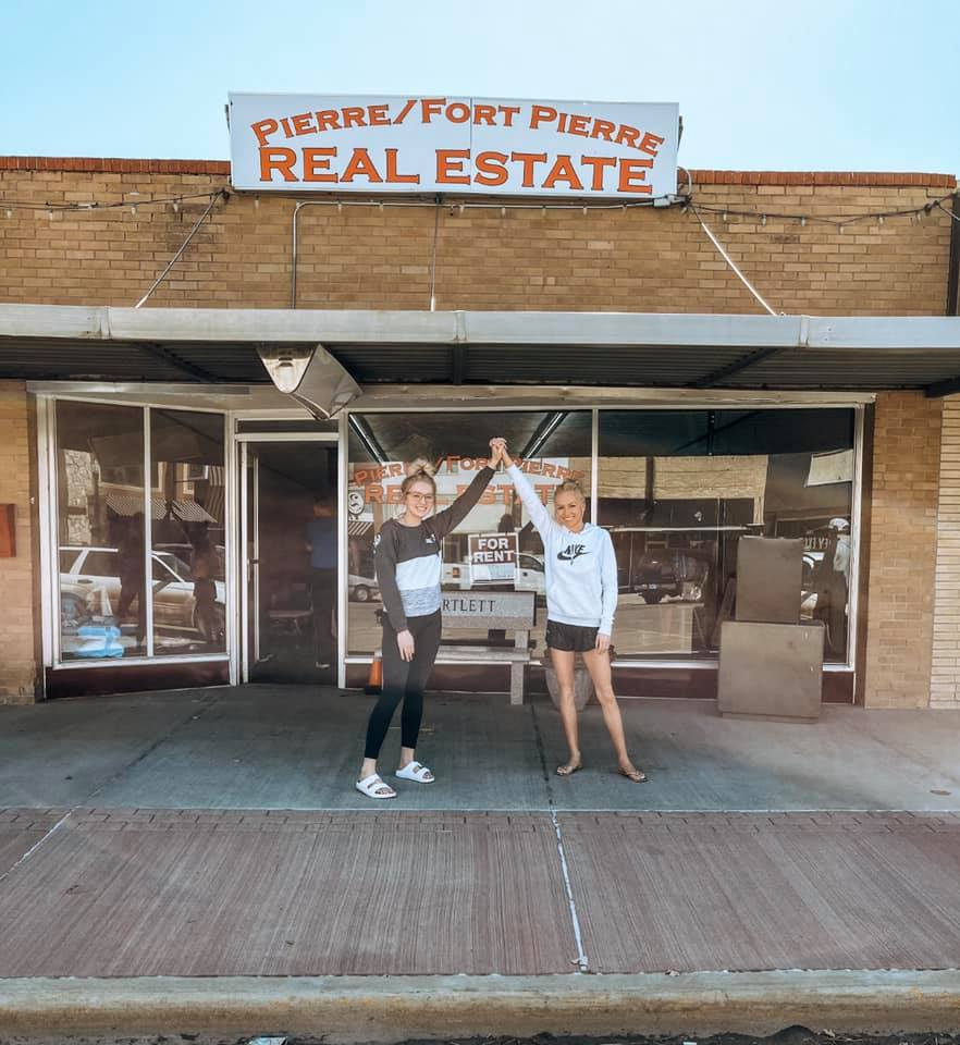 Onida Sisters Bringing Dream Of Working Together To New Pierre Business