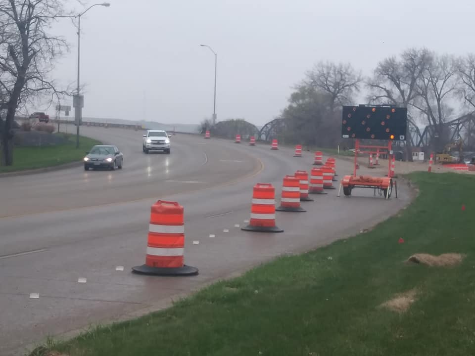 DOT's Pierre Region With Four Major Road Projects This Construction Season