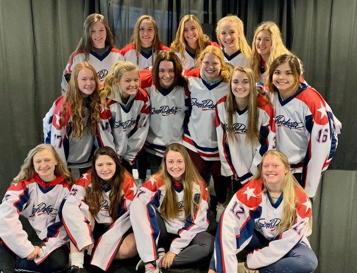 Team South Dakota 19U Girls Finish National Tournament