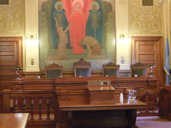 South Dakota Supreme Court Hears Arguments On Constitutionality Of Recreational Marijuana Amendment