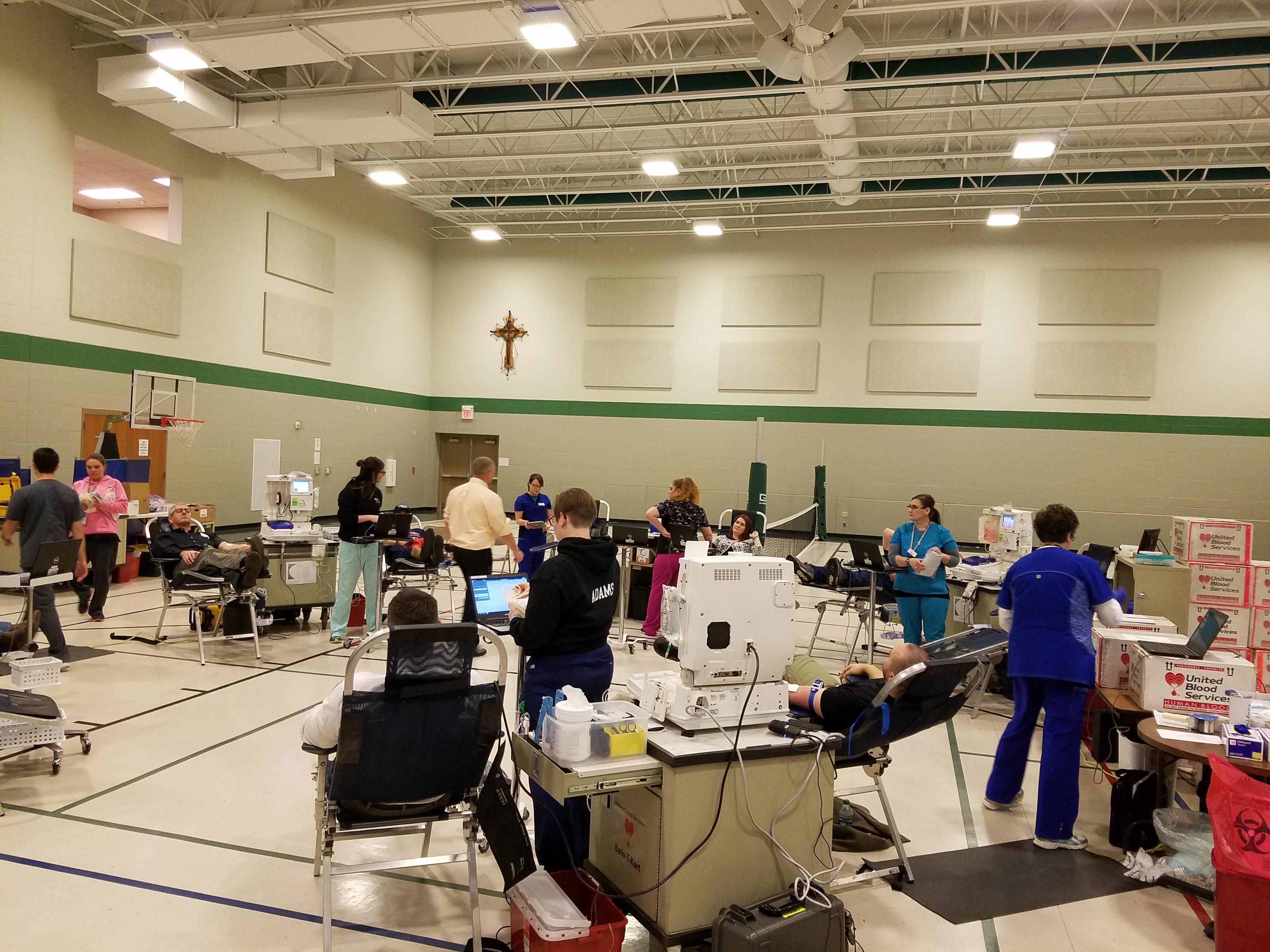 Vitalant Loosening Blood Donation Protocols For Covid