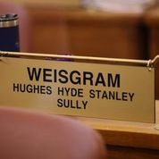 Weisgram To Serve On Housing Summer Study Sub-Committee On Infrastructure