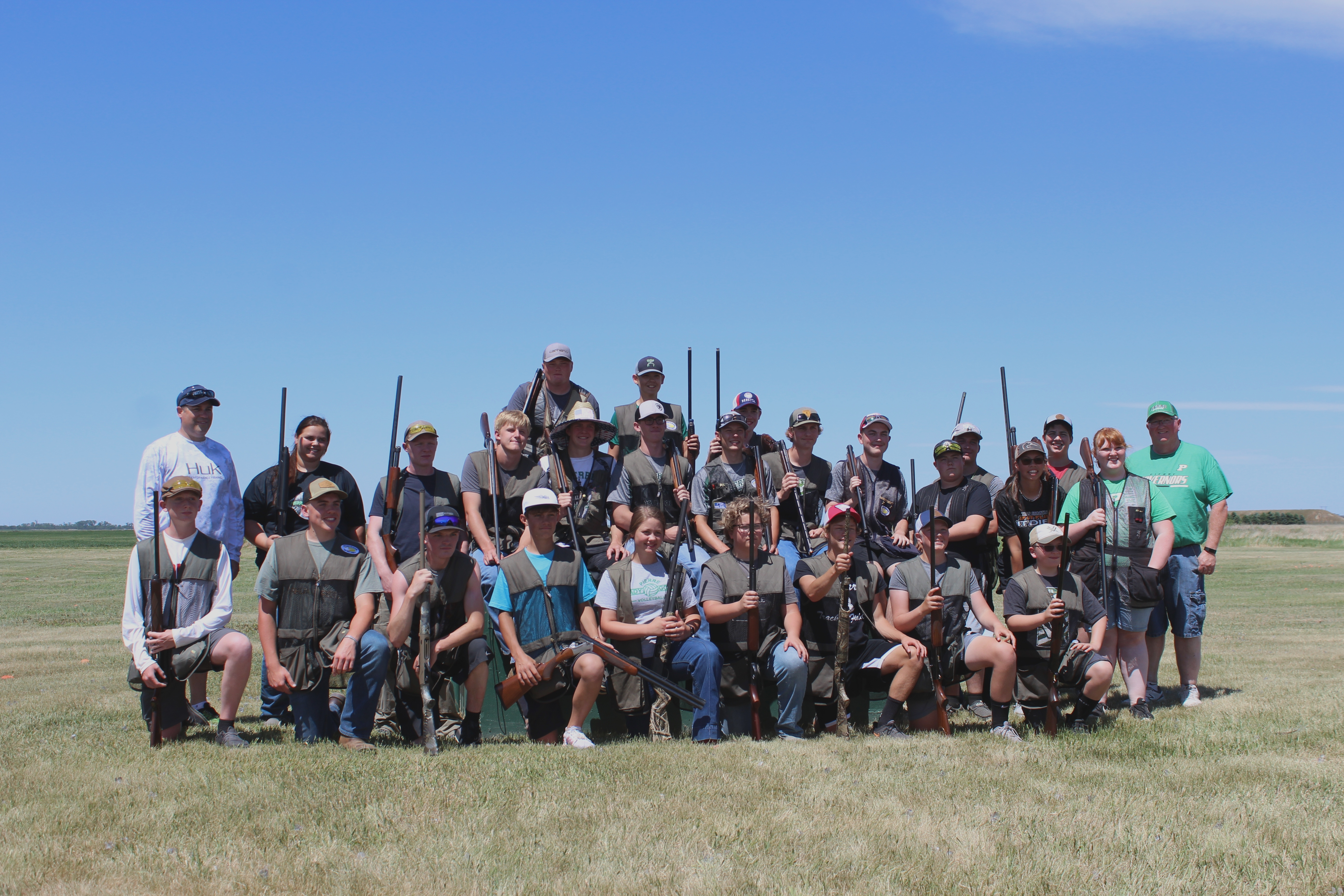 Pierre Trap Shooting Finishes Successful Season