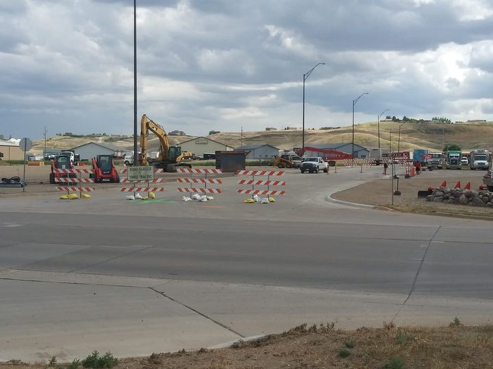 Emergency Water Use Restrictions Put In Place Along Entire Mni Wiconi Line As Core Pipe Breaks Again In Fort Pierre