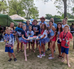 Pierre Swim Team Strong in SD Long Course A Championship
