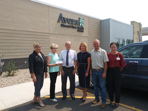 Avera's Missouri River Health Center In Gettysburg To Benefit From $200,000 Gift