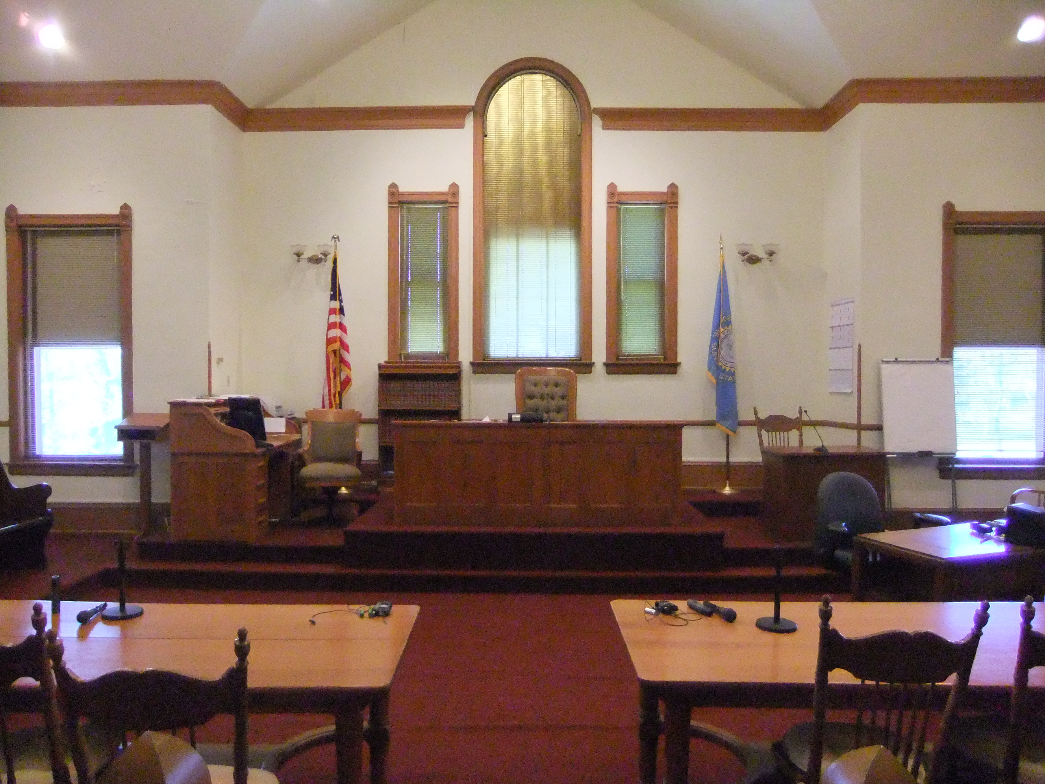Eagle Butte Woman Indicted For Assault And Meth Distribution