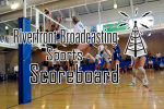 Volleyball Scores, Thursday, Oct. 14