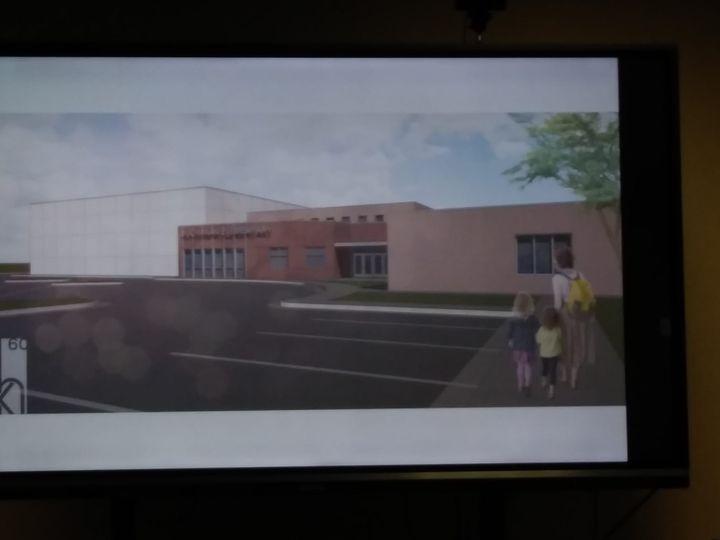 Pierre School Board Hears Proposal On Buchanan Elementary Expansion